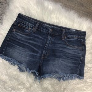 American Eagle vintage high rise festival shortie